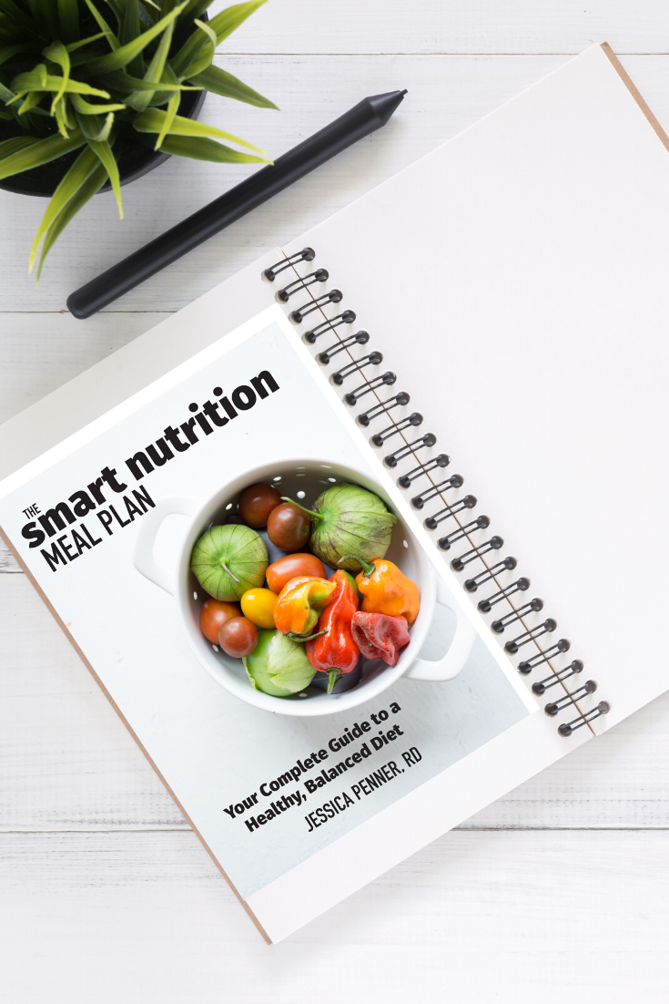 Smart Nutrition Meal Play Flat lay photo